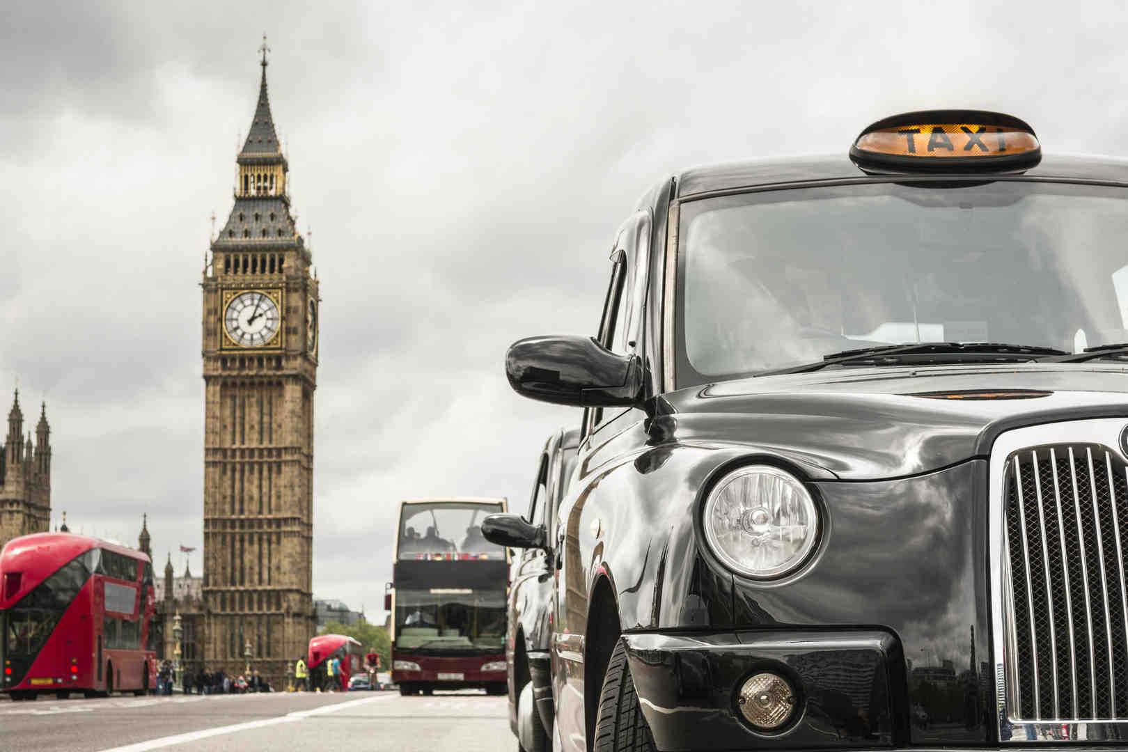 10 удивительных фактов о такси